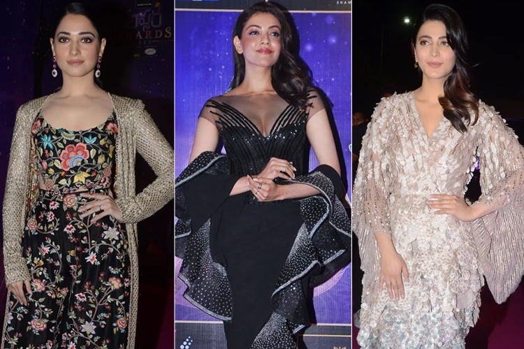 Celebs At Zee Apsara Awards