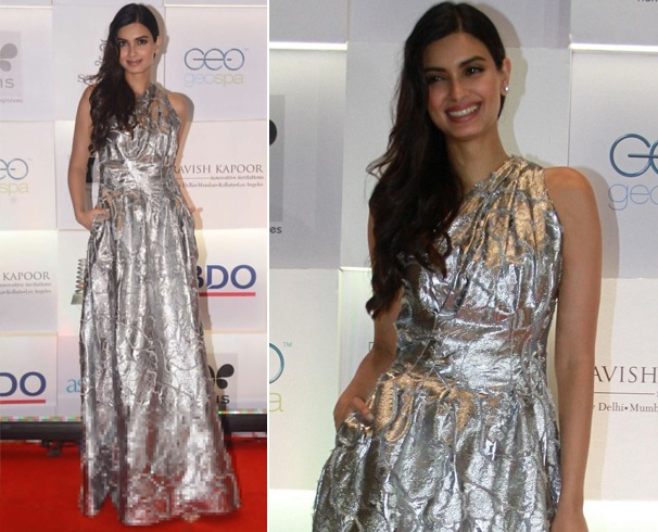 Diana Penty at AsiaSpa Awards