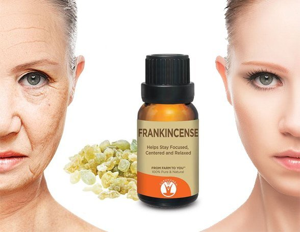 Frankincense Oil for Anti Aging