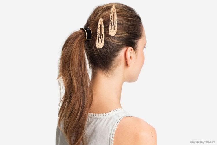 Hair snap clips
