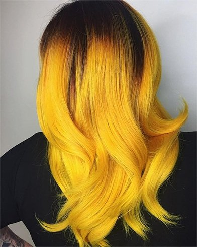 Harry Potter Inspired Hair Color