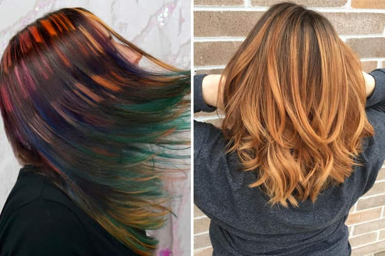 Harry Potter Hair Colors