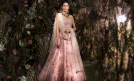 Indian wedding lehenga Fashion