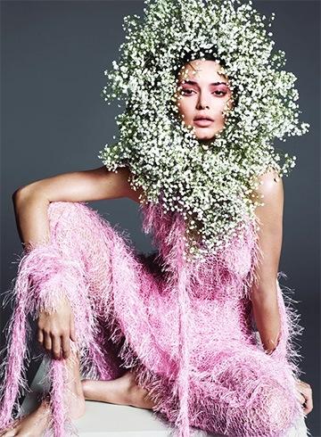 Kendall Jenner Photoshoot