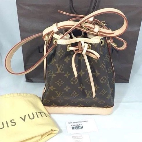 Louis Vuitton fisherman bag