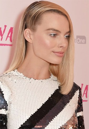 Margot Robbie Makeup