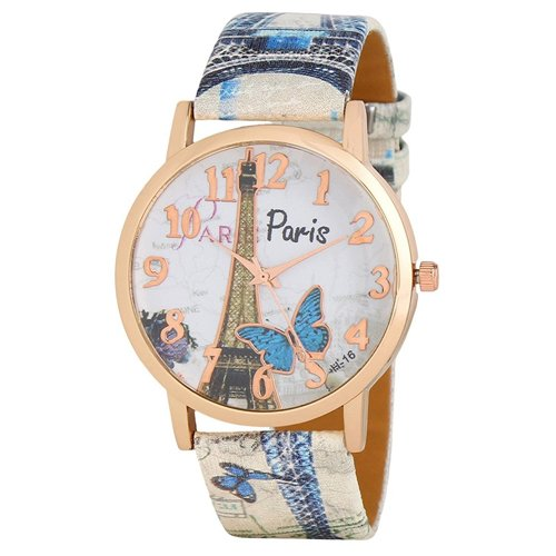 Multicolor Womens Watch
