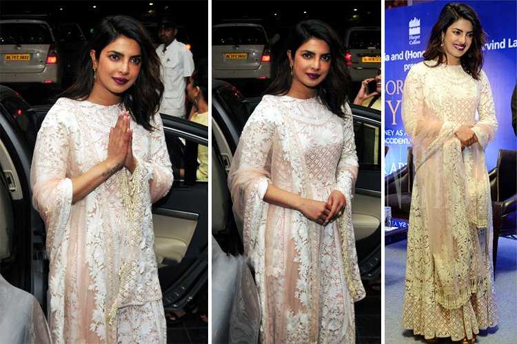Priyanka Chopra Fashion Trends