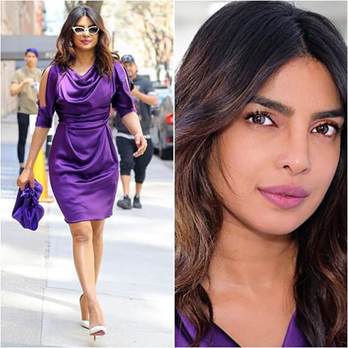 Priyanka Chopra In Vivienne Westwood Dress