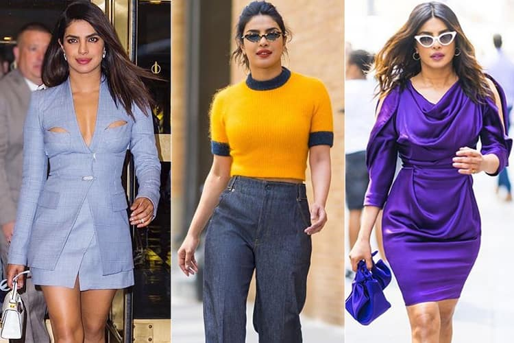 Priyanka Chopra New York Fashion