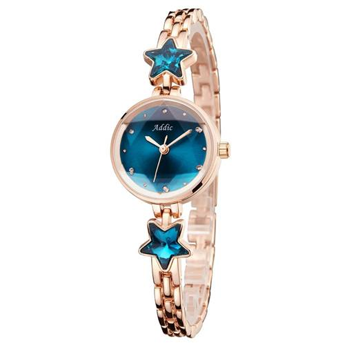 Rose Gold Girls Womens Watch