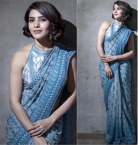 Samantha Prabhu Photoshoot