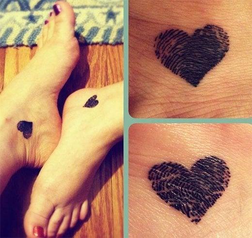 Sister Tattoos Ideas