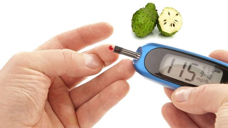 Soursop for diabetes