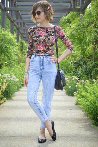 Summer jeans women