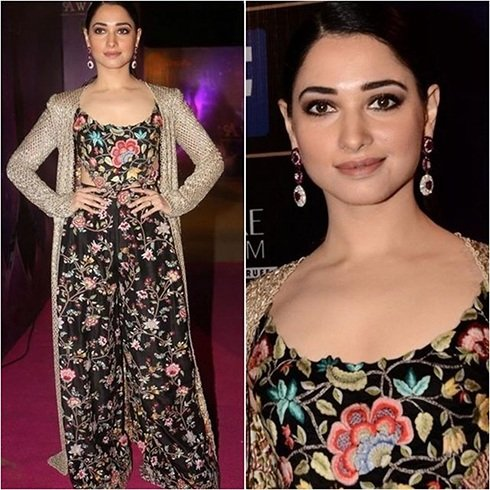 Tamannah Bhatia At Zee Apsara Awards