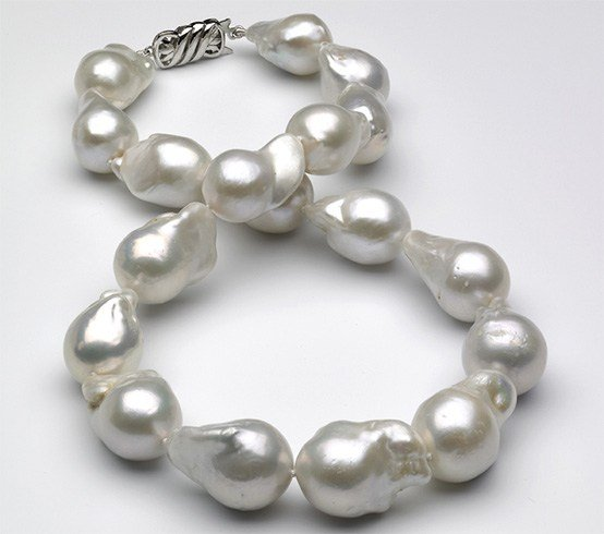 Types of Baroque Pearls