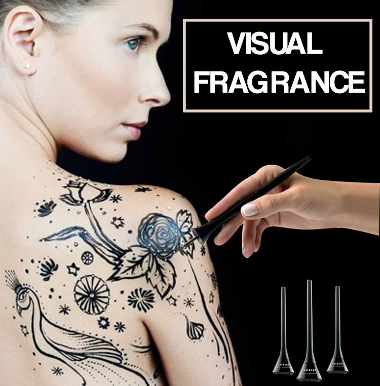 Visual fragrance trends