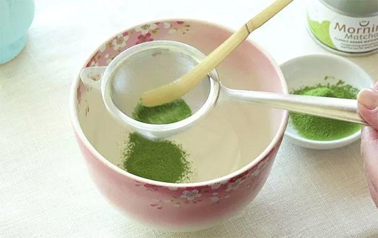 Ways to make matcha tea
