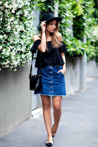 Wearing Denim Jeans In Summer Trends