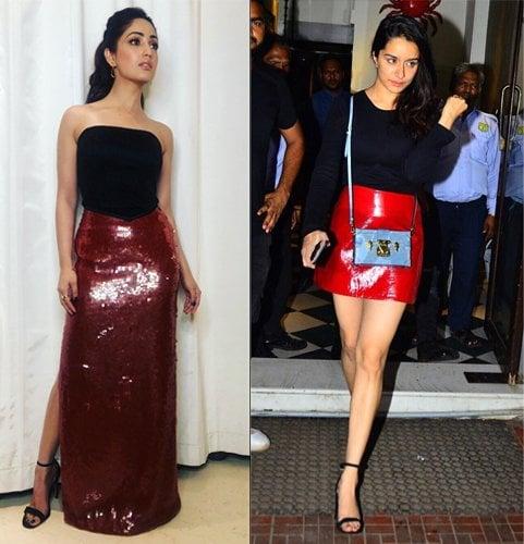 Yami Gautam vs Shraddha Kapoor