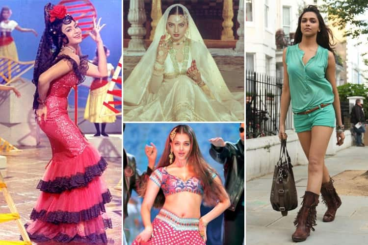 All-Time Bollywood Fashion