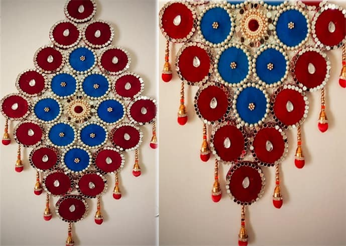 Best Out Of Waste From Bangles: DIY Craft Ideas