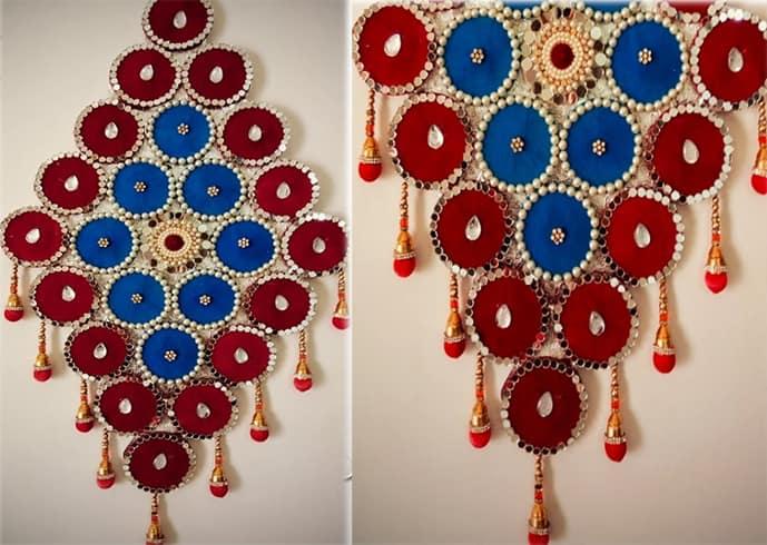 Bangle Craft Ideas