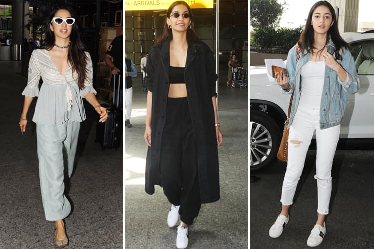 Bollywood Celebrities Airport Looks