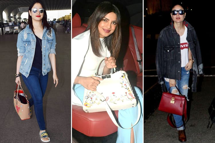 Bollywood Bags Styles
