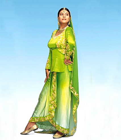 Bollywood Inspired Fashion