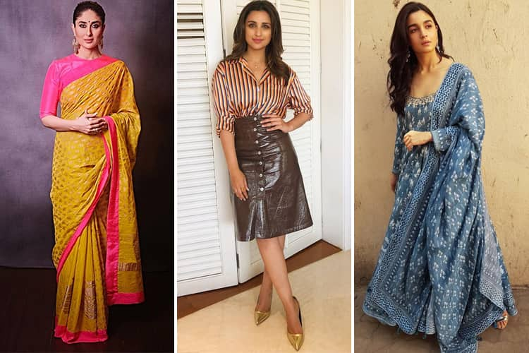 Celebrities Latest Fashion