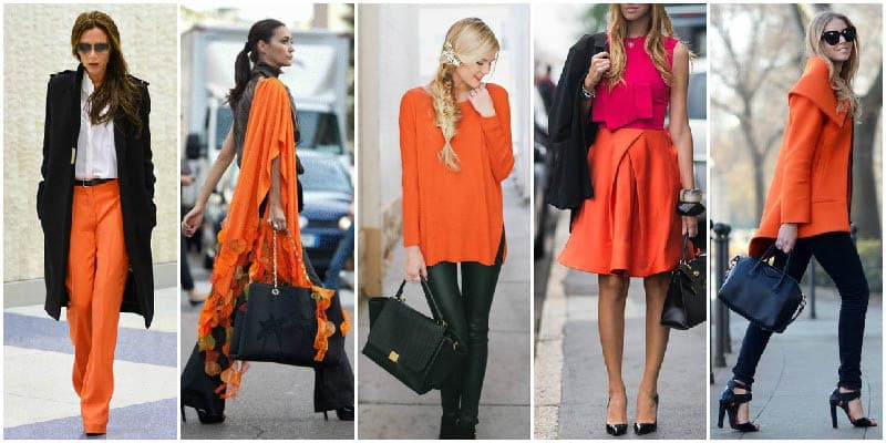 Color Combinations With Orange
