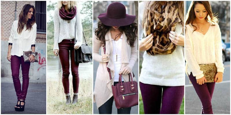 Color Combinations With Plum