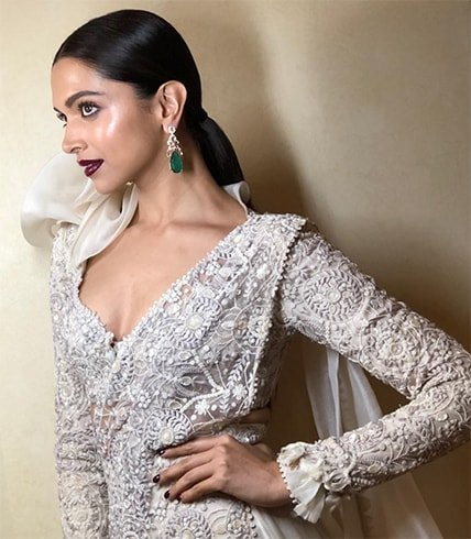 Deepika at Time 100 Influential People