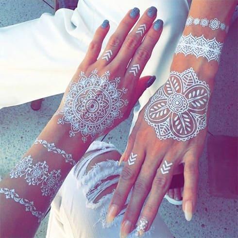 Extravaganza In Henna