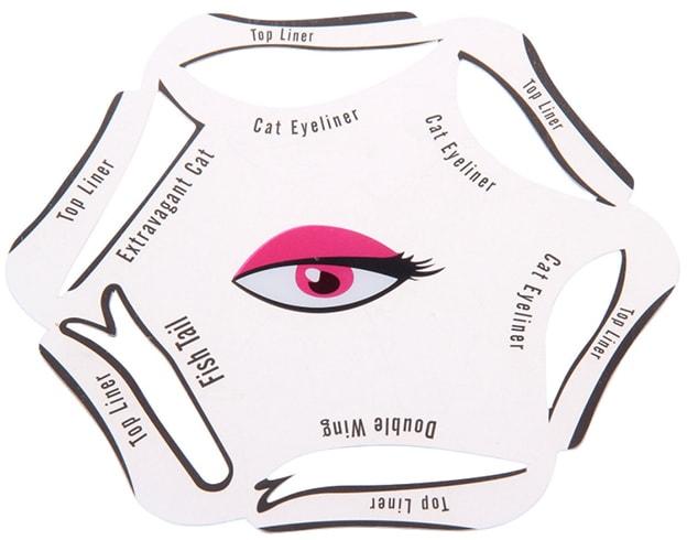 Eyeliner Stencils Set