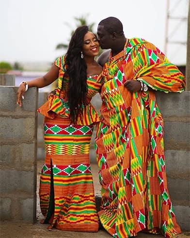 Ghana Wedding Dress