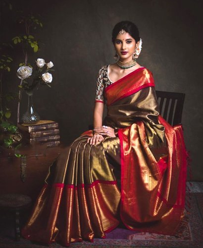 kanjeevaram south indian sarees
