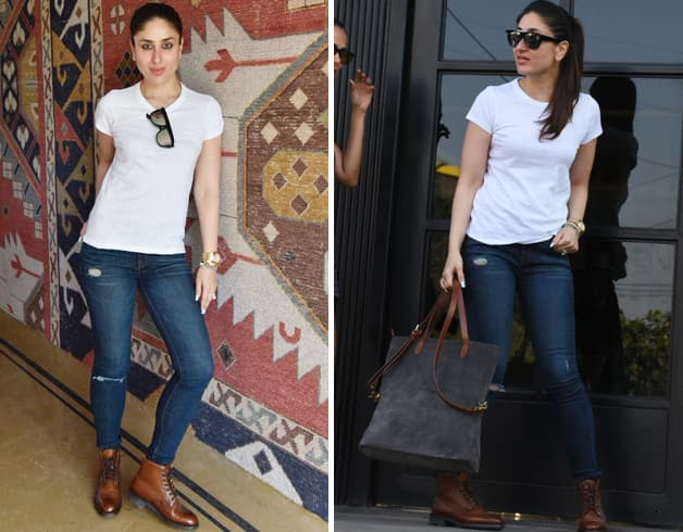 Kareena Kapoor Cord Bag