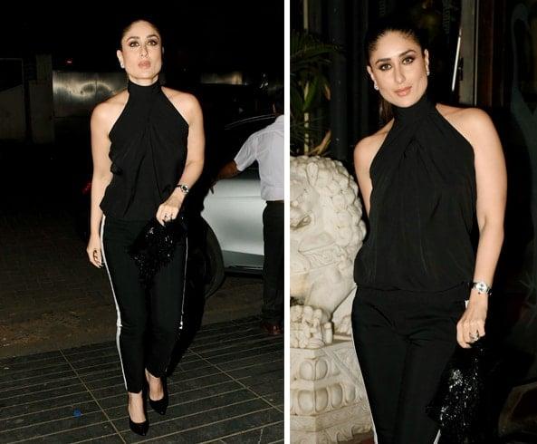 Kareena Kapoor Prada clutch