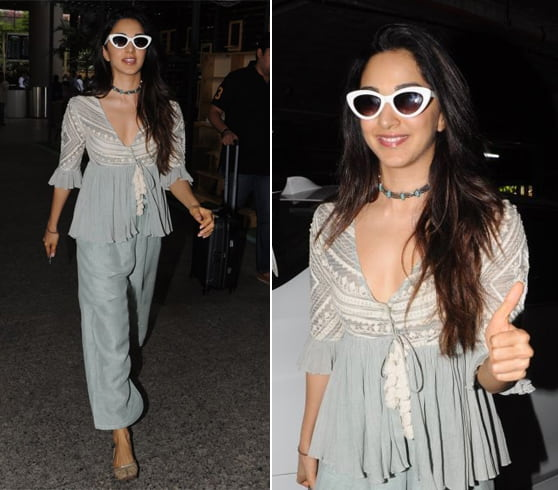 Kiara Advani Summer Outfit