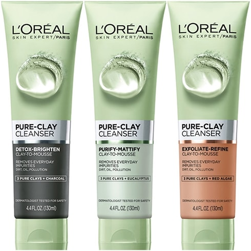 Loreal Clay Cleanser