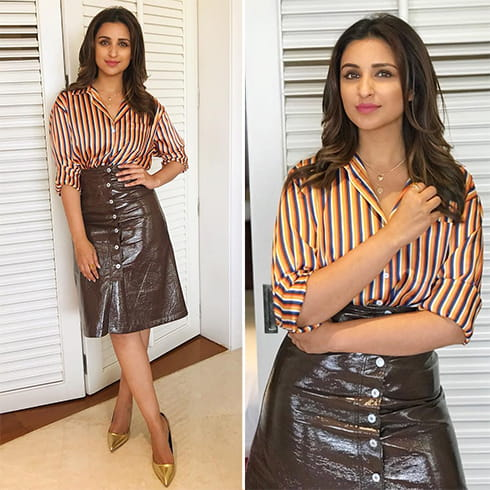 Parineeti Chopra in Zara