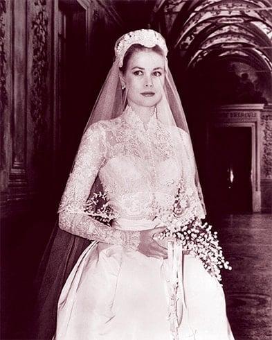 Princess Grace Kelly of Monaco Hairstyle