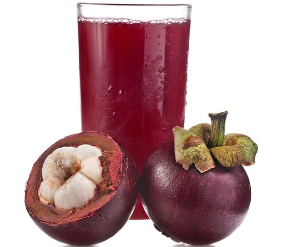 Purple Mangosteen Drink