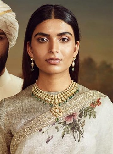 Sabyasachi Diamond Necklace