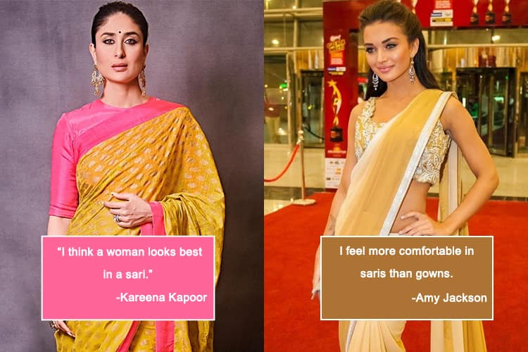 Saree Quotes