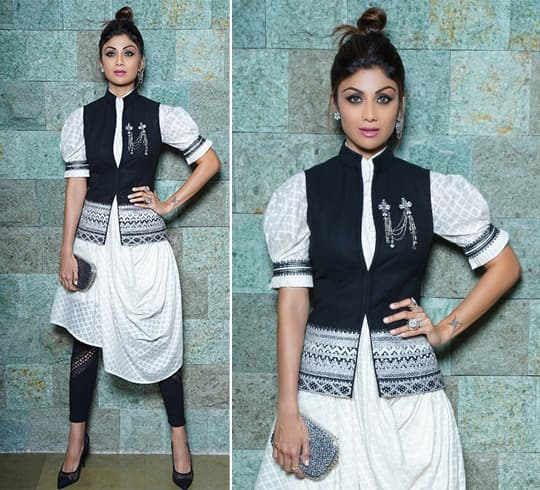 Shilpa Shetty in Shantanu and Nikhil
