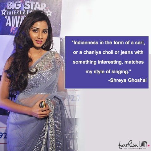 Shreya Ghoshal Quote